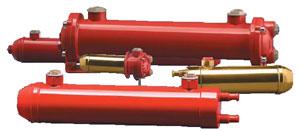 Теплообменники для гидросистем Кожухотрубный теплообменник Alfa Laval ViscoLine VLM 12x16/85-6 Оренбург